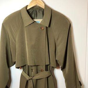 ✨HOST PICK✨ Vintage Trench Coat